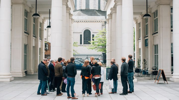 Taste and Tour at St Anne's Square