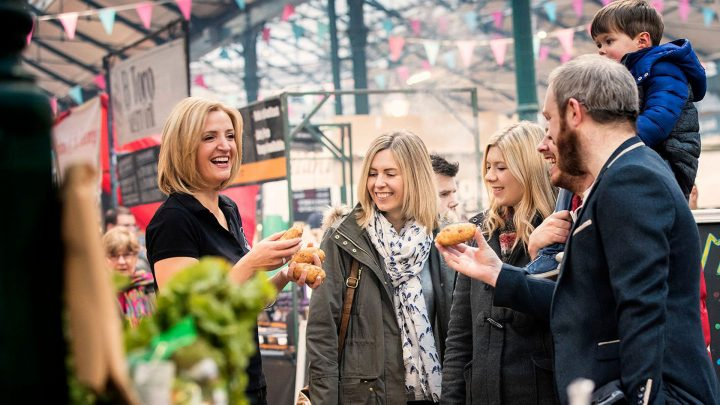 Taste and Tour at St George's Market
