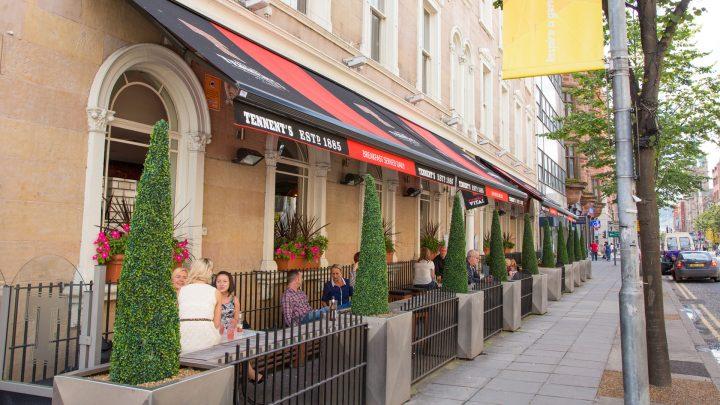 Ten Square Hotel Jospers Bar and Restaurant