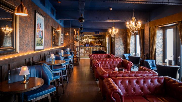 Ten Square Hotel Loft Cocktail Lounge