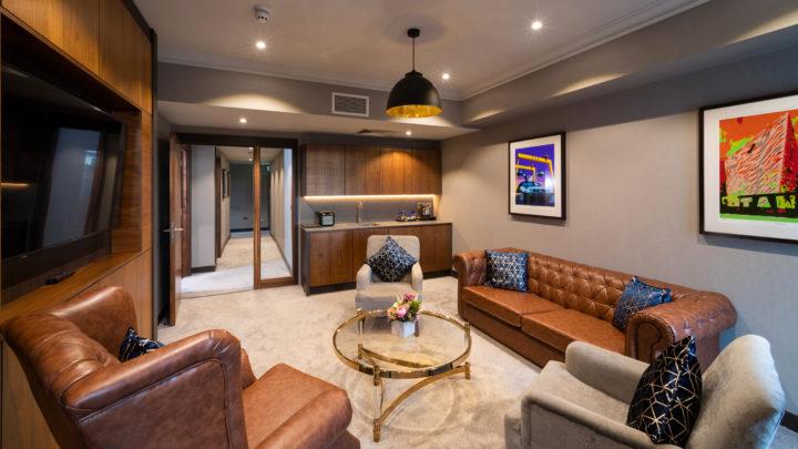 Ten Square Hotel Vegas Suite 2