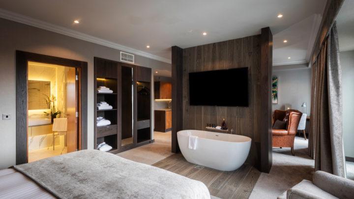 Ten Square hotel Lanyon Suite