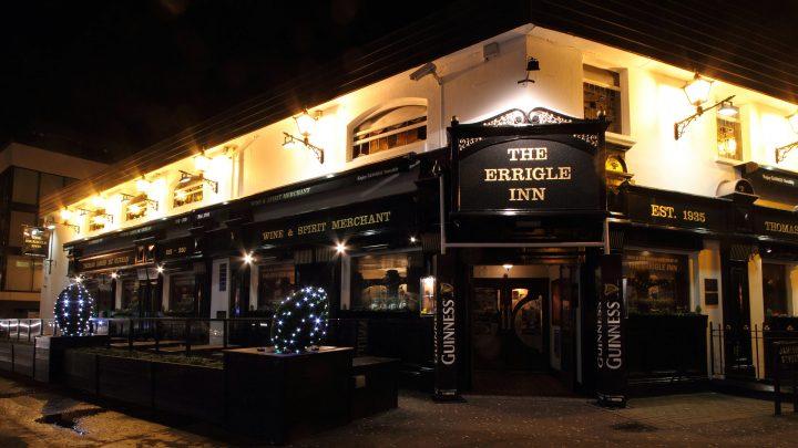 The Errigle Inn Bar
