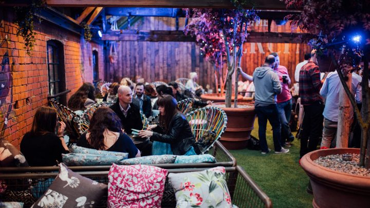 The Perch Rooftop Bar