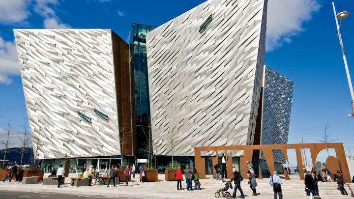 Titanic Belfast visitors