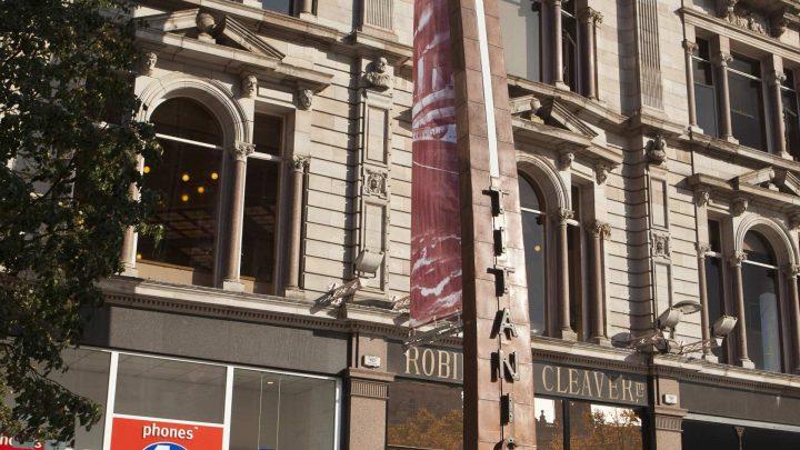 Titanic Public Art: The Masts