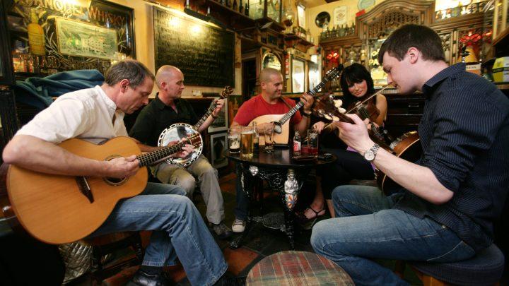 Traditional Music Sessions Duke of York