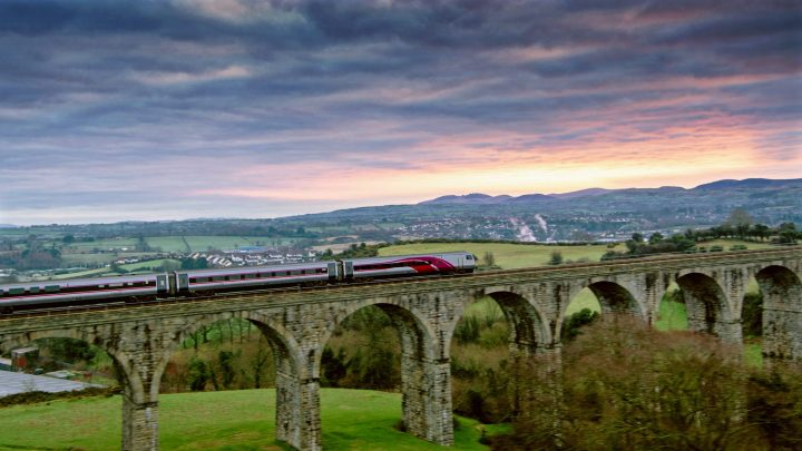 Translink Enterprise Train