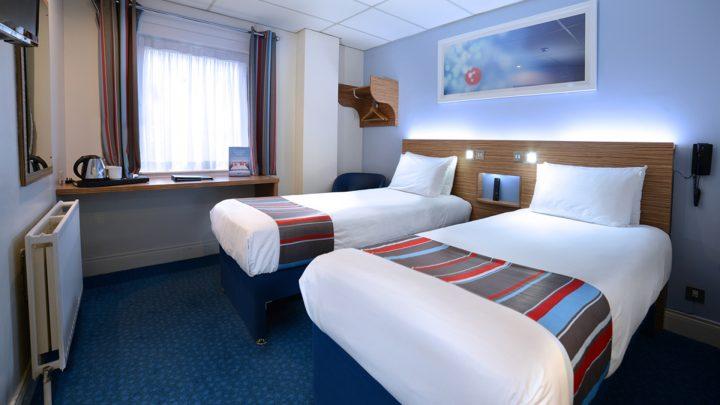 Travelodge Twin Room