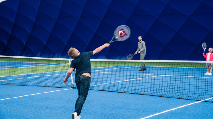 Wallace Park 4 (Indoor Tennis)