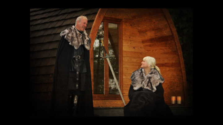 Winterfell Castle Glamping Competition