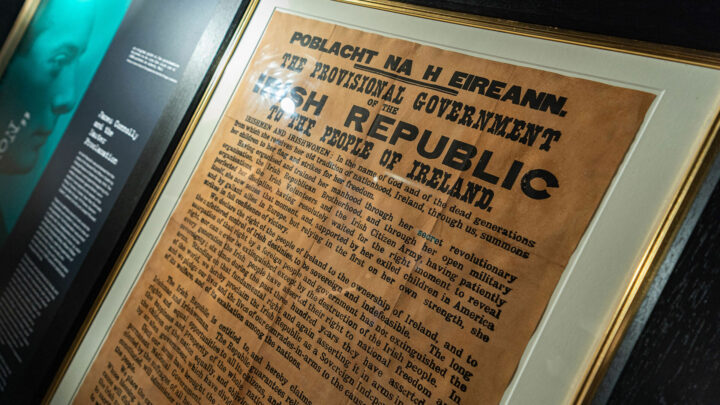 James Connolly Centre Printing