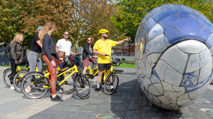Belfast Bike Tours 3