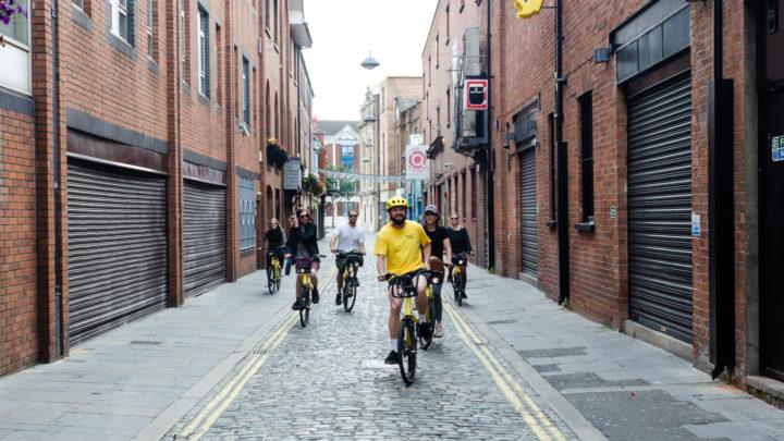 Belfast Bike Tours 4