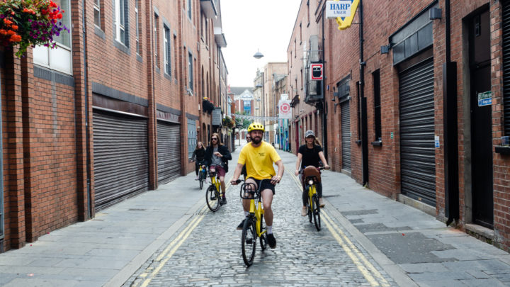 Belfast Bike Tours 5