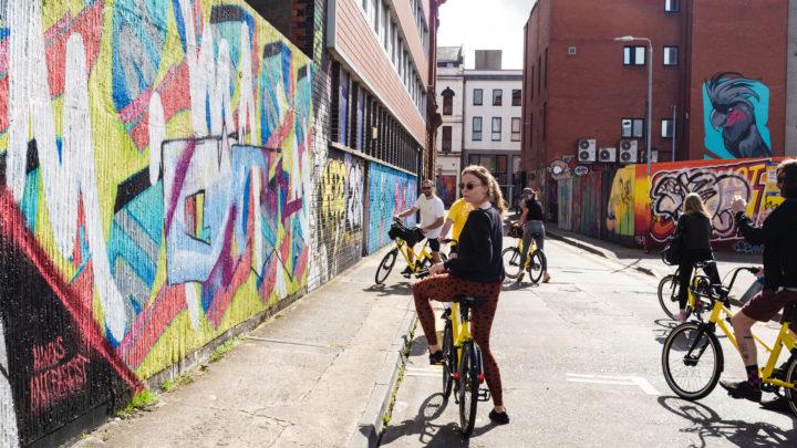 Belfast Bike Tours 6