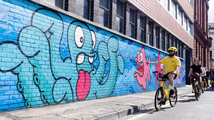 Belfast Bike Tours 7