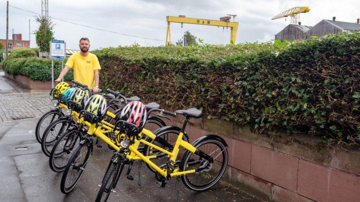 Belfast Bike Tours 8
