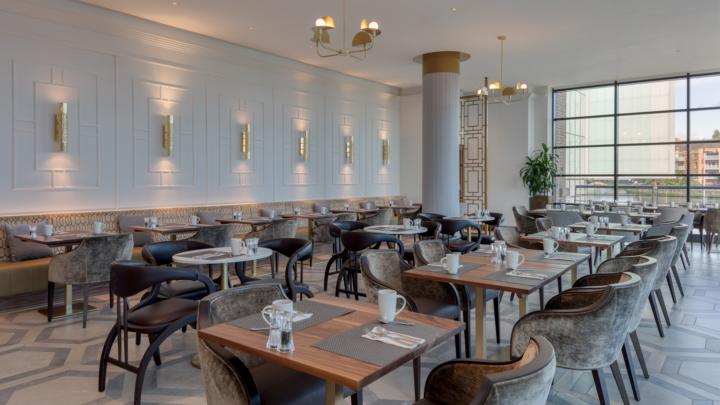 Hilton Hotel Dining 2019