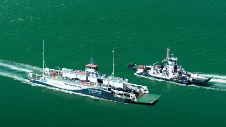 Carlingford Lough Ferry  (1)