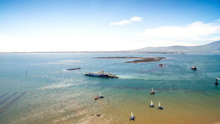 Carlingford Lough Ferry  (2)