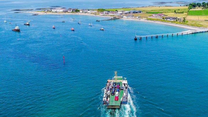Carlingford Lough Ferry  (7)