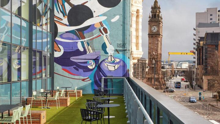 Clockwise Belfast Terrace new 2021