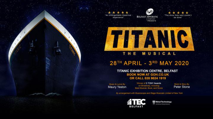 Titanic musical 3