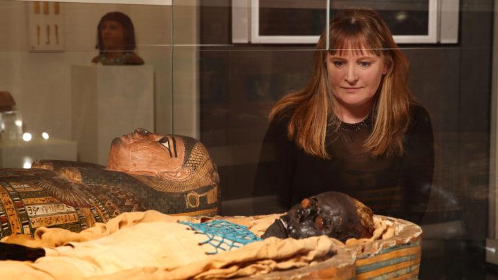 Ulster Museum Mummy2