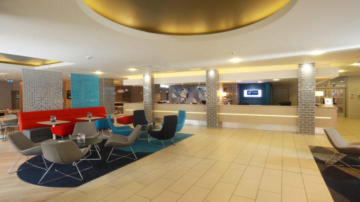 Holiday Inn Express Belfast 1