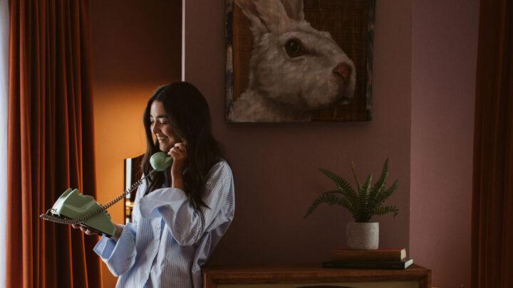 The Rabbit Luxe Guestroom