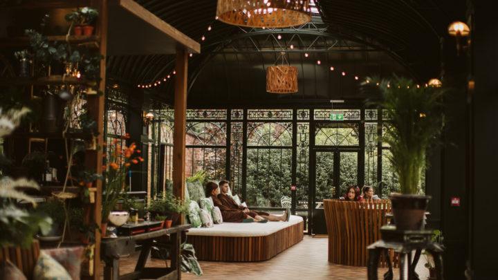 Galgorm Hotel and Spa Palm House Inside