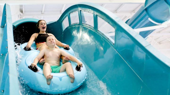 Andersonstown Indoor Aqua Park 1