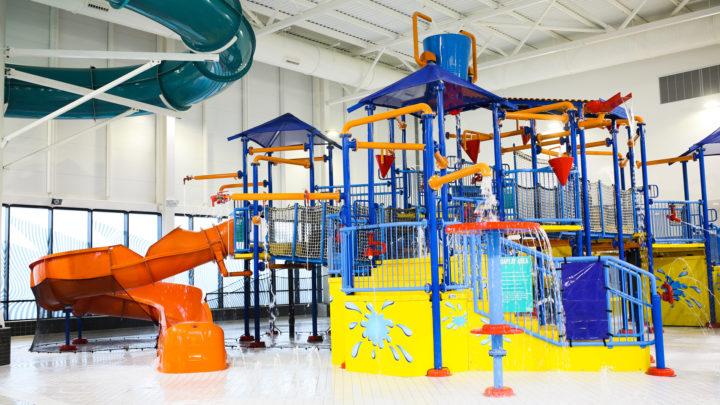 Andersonstown Indoor Aqua Park5