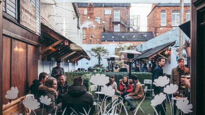 The Parlour Beer Garden  1