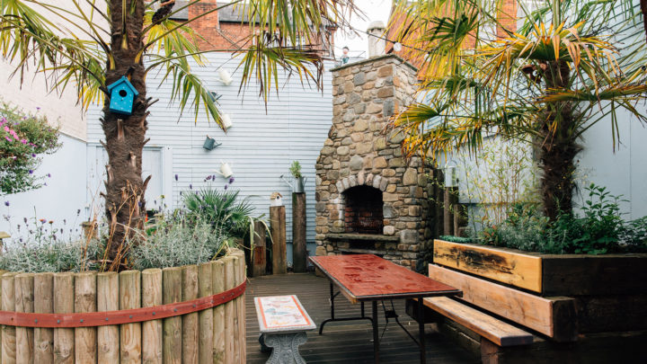 The Parlour Beer Garden  2