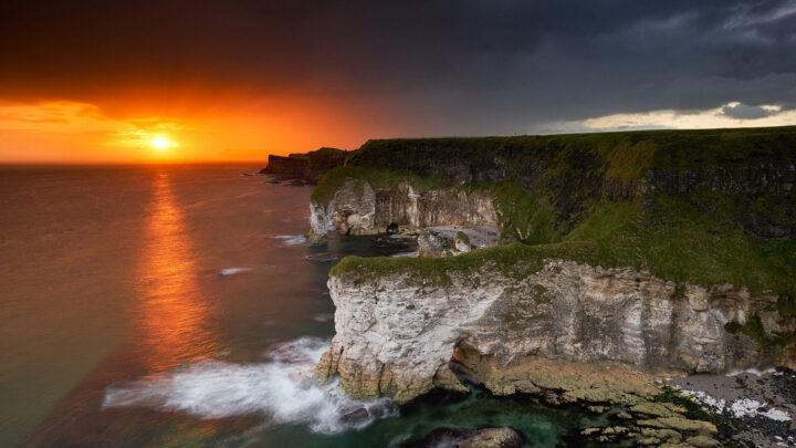 Dalriada Kingdom Tours Cliffs