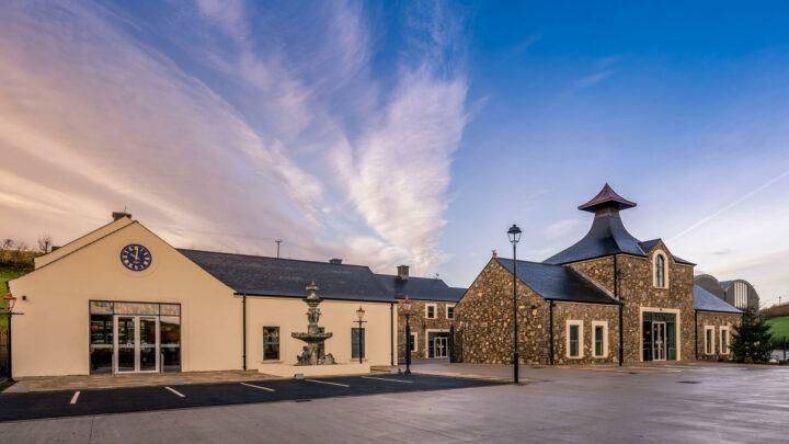 Hinch Distillery Exterior