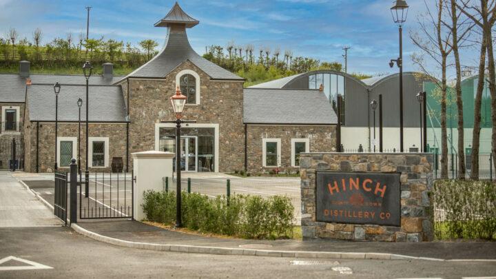 Hinch Distillery Front