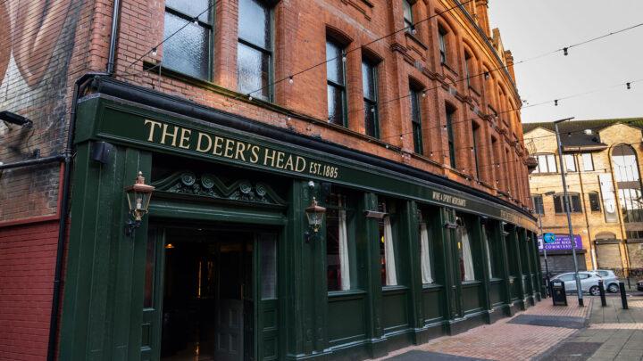 Deer's Head Exterior