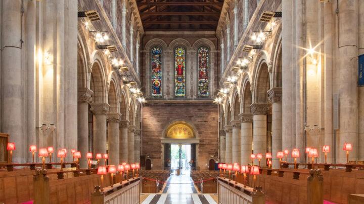 Belfast Cathedral Chorla Evensong