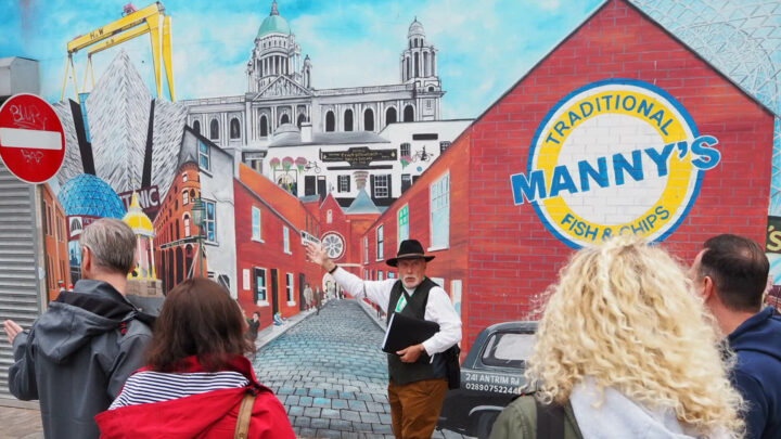 Belfastlad Tours