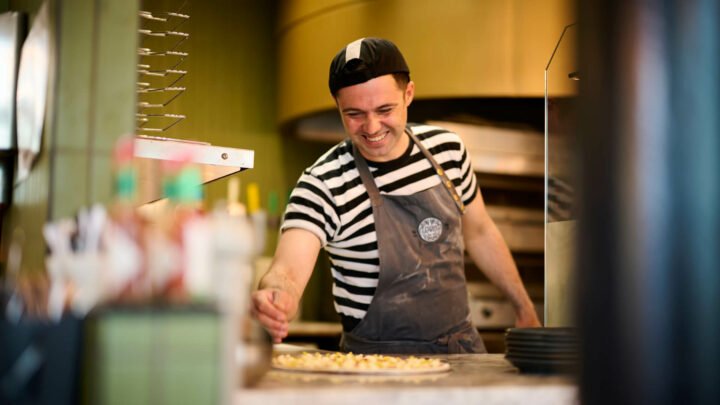 Pizza Express Chef